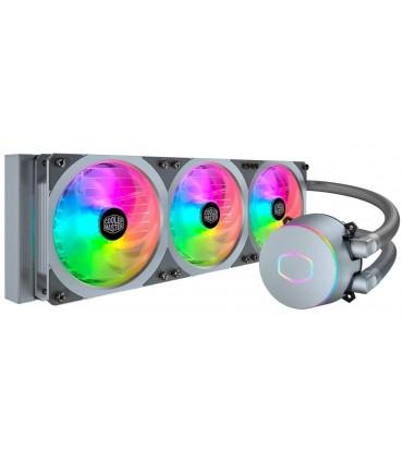 خنک کننده مایع پردازنده کولر مستر MASTERLIQUID ML360P SILVER EDITION