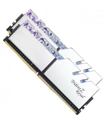 رم جی اسکیل Trident Z Royal 16GB DUAL 3000MHz CL16