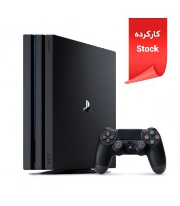 کنسول بازی سونی مدل Playstation 4 Pro ریجن 2 کد CUH-7216B (کپی خور)