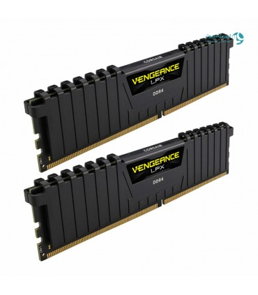 رم کورسیر VENGEANCE LPX 16GB 8GBx2 3200MHz CL16