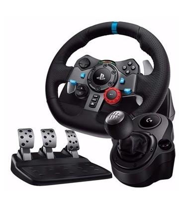 دسته دنده لاجیتک مدل Driving Force