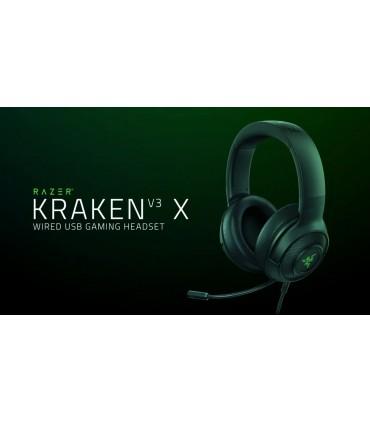 هدست گیمینگ ریزر Kraken V3 X